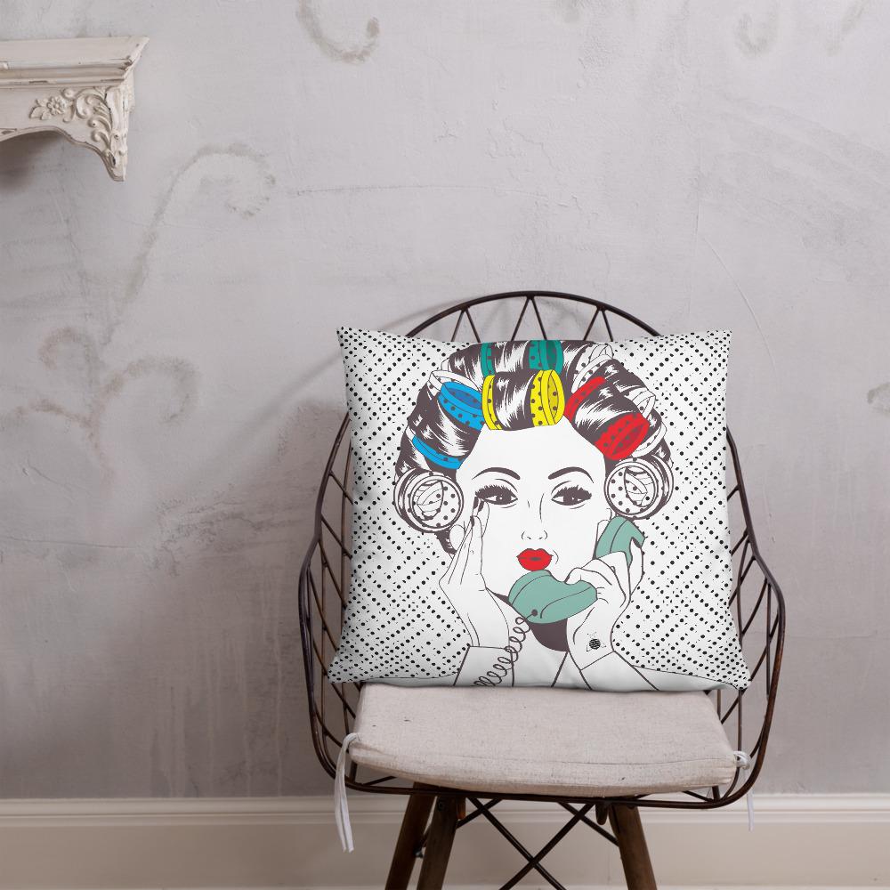 "Couch pillow ""Pop Art"" high quality"