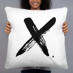 """Couch pillow """"X"""" top quality"""