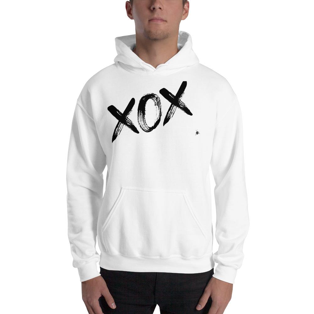 """Men's hoodie """"XOX"""" high quality"""
