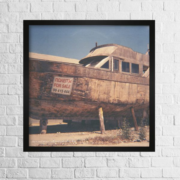 Old boat photo