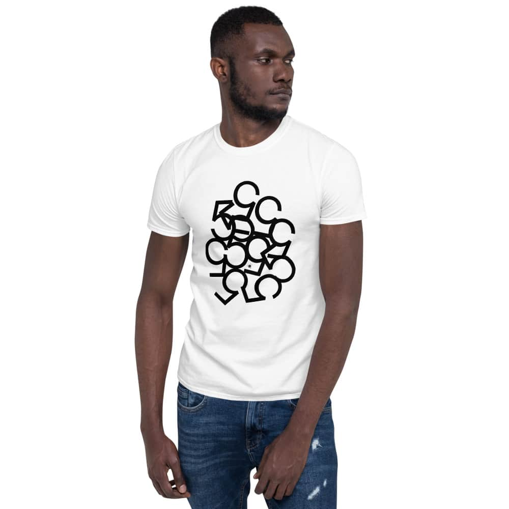 Numbers T-shirt high quality