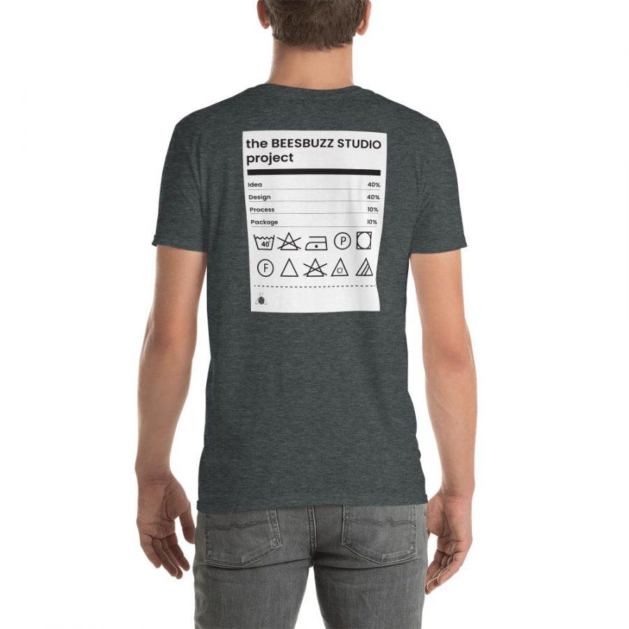 unisex basic softstyle t shirt dark heather back 609bcb576a8df