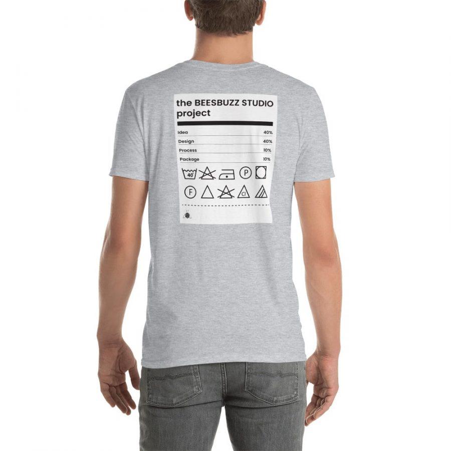unisex basic softstyle t shirt sport grey back 609bcb576aaff