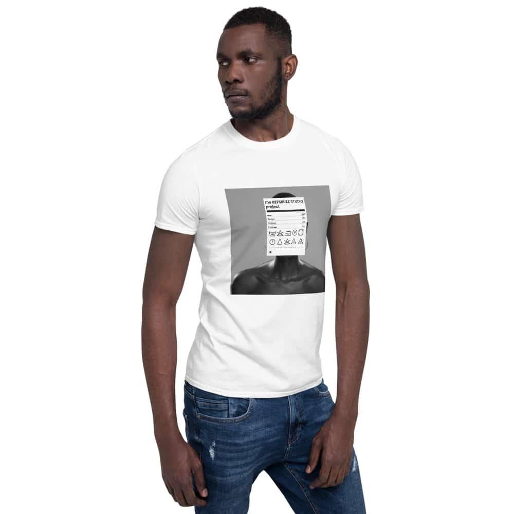 "Men's t shirt ""Label 2"" high quality"