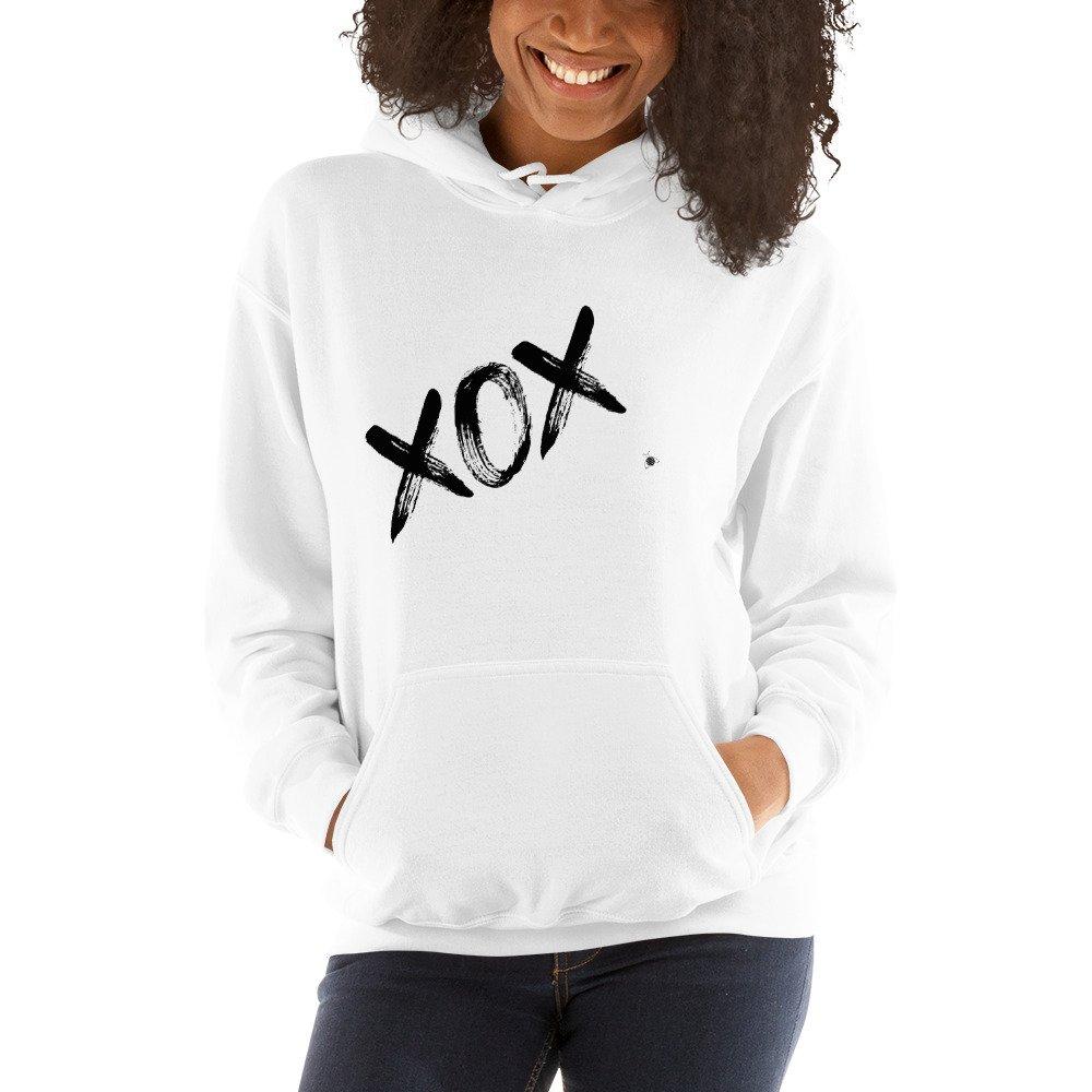 "Women hoodie ""XOX "" high quality"