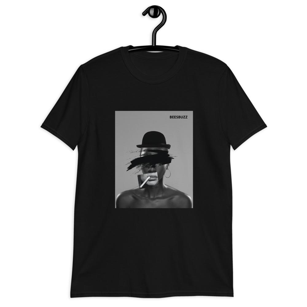 unisex basic softstyle t shirt black front 60e9ec6316500