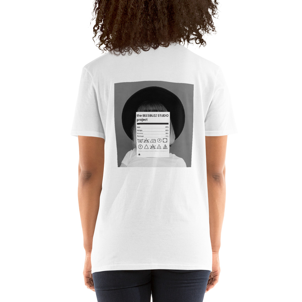"""Label head"" women's t shirt high quality"