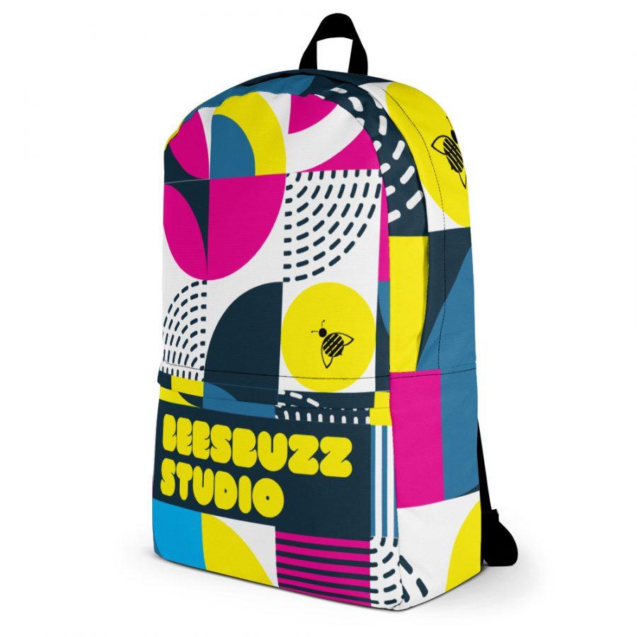 all over print backpack white left 613227476e119