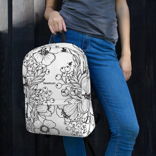 """Backpack """"Flowers"""" High quality"""