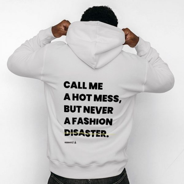 """Women Hoodie """"quote 3"""" high quality"""