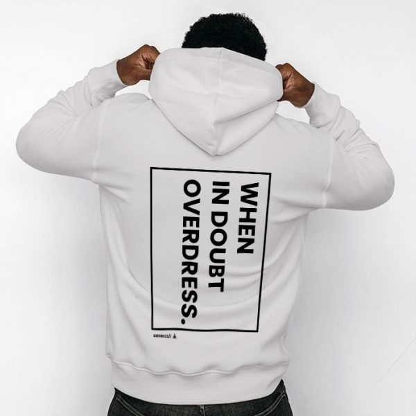 """Women Hoodie """"quote 5"""" high quality"""